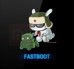 Меню Fastboot