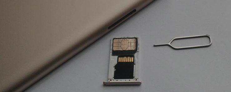 Как вставить SIM-карту в Xiaomi Redmi Note 3 Pro