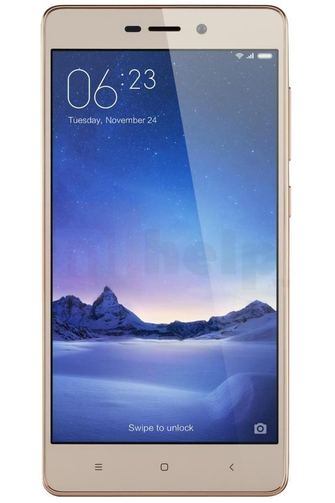 Xiaomi Redmi 3x - фото