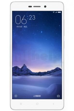 Xiaomi Redmi 3 Pro - фото