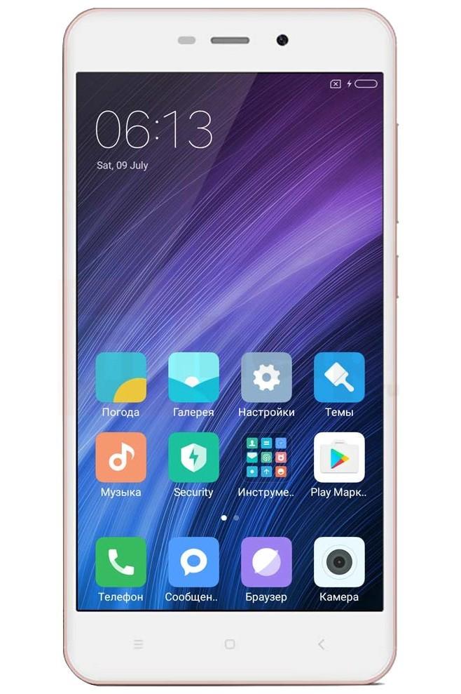 Xiaomi Redmi 4A - фото