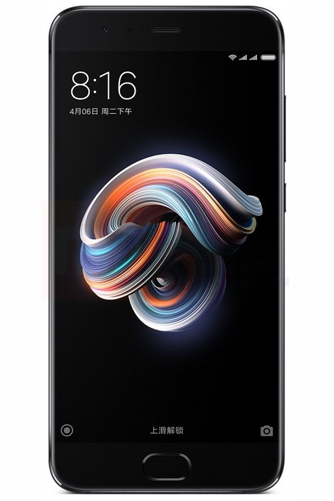 Xiaomi Mi Note 3 - фото