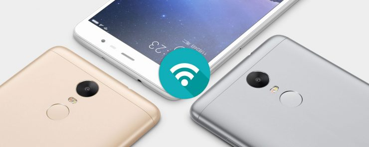 Как настроить точку доступа Wi-Fi на Xiaomi